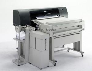 Masina pliat documente A0 RIG804T online - Masina pliat documente