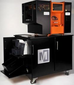 Imprimanta 3D Color IRIS - Imprimante 3D Office