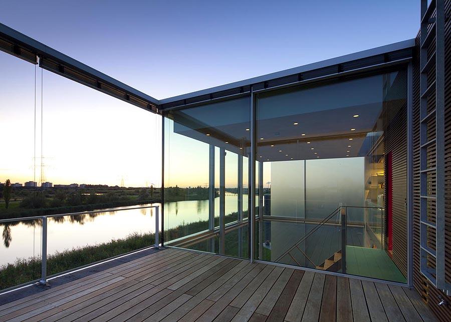 Casa Rieteiland - Casa Rieteiland - terasa