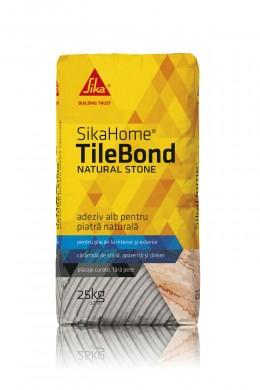 Adeziv pentru piatra naturala -  SIKAHOME® TILEBOND NATURAL STONE - Adezivi pentru finisarea si amenajarea casei