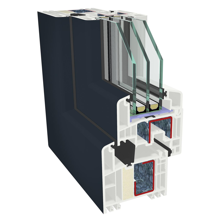 Noul sistem de profile pentru case pasive - GEALAN FUTURA - Gealan FUTURA - fereastra viitorului