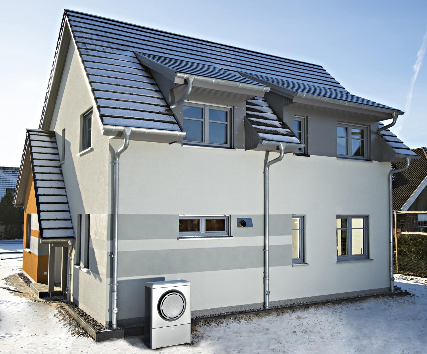 Casa M1 EnergyPlus - Casa M1 EnergyPlus - cea mai avansata constructie energetica din Germania