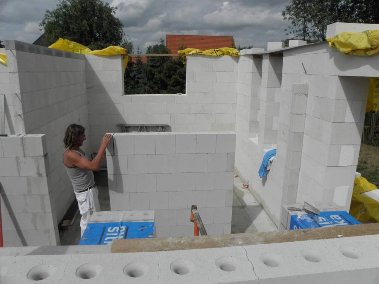 Constructii Ytong - Zidarie Ytong