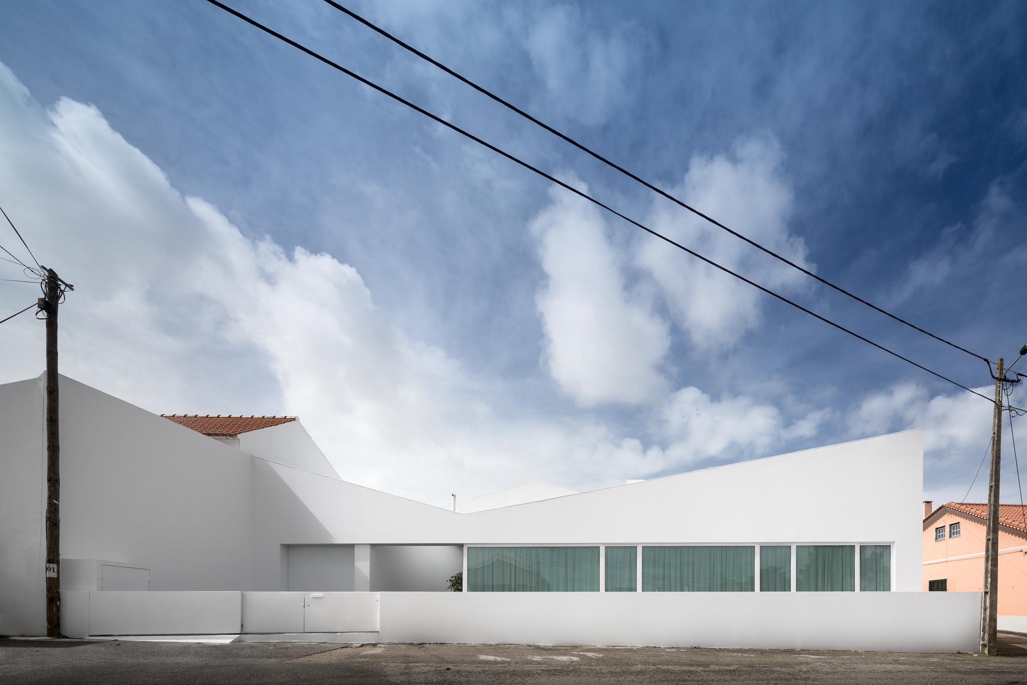 Casa Po - Casa Po - exterior