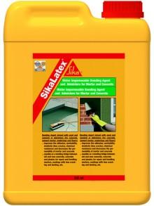 SikaLatex - Aditiv lichid pentru mortare si punte de aderenta - Aditivi pentru mortare