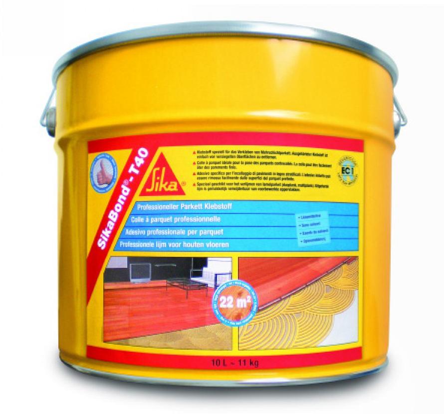 SikaBond T40 - Sika Romania lanseaza adezivul SikaBond®-T40