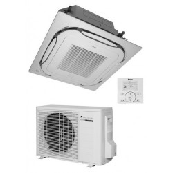 Aer Conditionat Daikin FCQG35F + RXS35L 12000 BTU - Aparate de climatizare, accesorii Daikin
