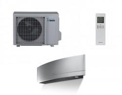 Aer conditionat Daikin Emura Argintiu FTXG20LS - Aparate de climatizare, accesorii Daikin