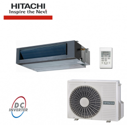 Aer Conditionat HITACHI DUCT INVERTER 9000 BTU/H - Aparate de climatizare, accesorii Hitachi