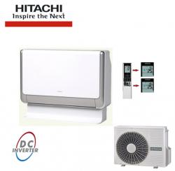 Aer conditionat pardoseala inverter HITACHI 9000 BTU/H - Aparate de climatizare, accesorii Hitachi
