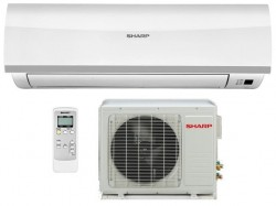 Aer conditionat Sharp AY-X12PSR - Aparate de climatizare, accesorii Sharp