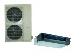Aer conditionat tip duct On-Off ZEPHIR MDM-60HR  60.000BTU - Aparate de climatizare, accesorii Zephir