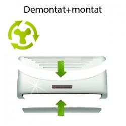 Demontat+montat aparat aer conditionat - Aparate de climatizare, accesorii TopAer