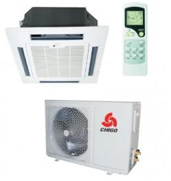 Aer conditionat CHIGO CCA-48HR1/COU-48HR1 - Aparate de climatizare, accesorii Chigo
