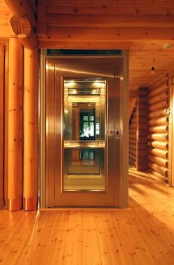 Lift hidraulic de persoane pentru locuinte - Maison - Ascensoare de persoane - KLEEMANN