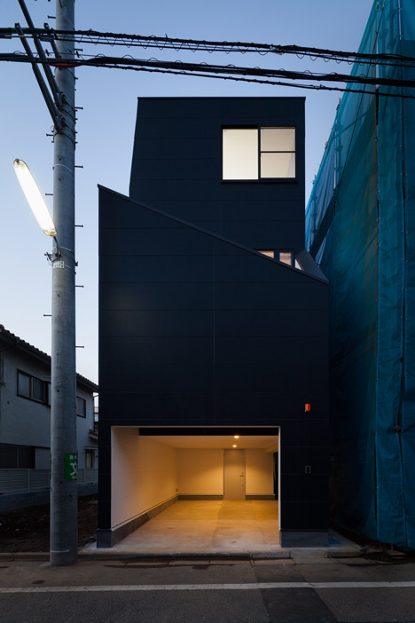 Casa neagra din Tokyo - Casa neagra din Tokyo