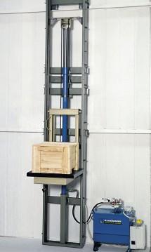 Lift hidraulic pentru marfa - COMPACT - Lifturi pentru marfa - LKEEMANN