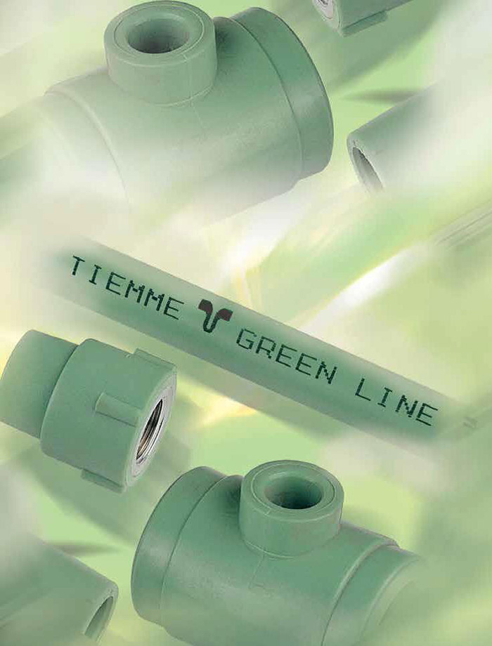 PPR - Tiemme Systems - Gama de produse TIEMME SYSTEMS