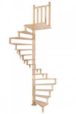 Scara Squareluxe - Gama de scari Spirale