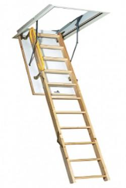 Scara din lemn Ecotop - Gama de scari Escamontabile