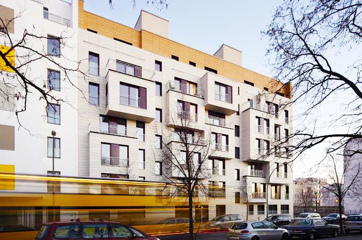 Imobilul Boyenstrasse - Imobilul Boyenstrasse
