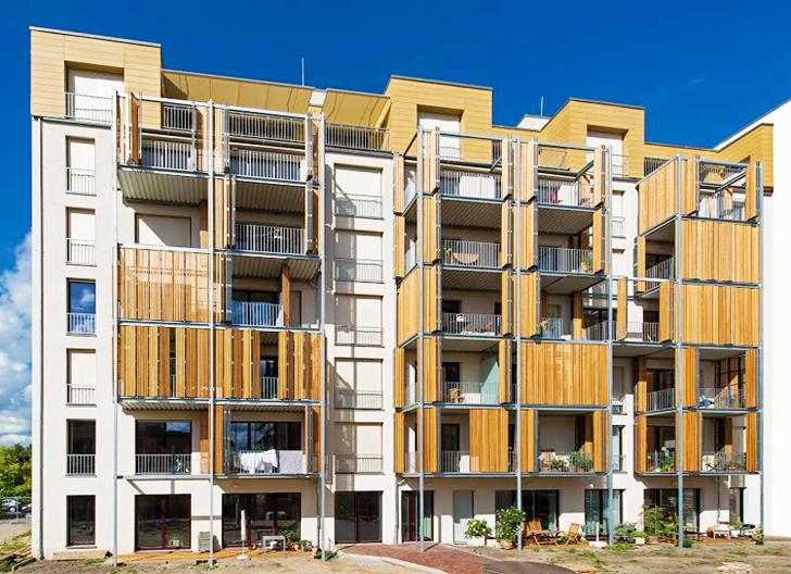 Imobilul Boyenstrasse - Imobilul Boyenstrasse - obloane