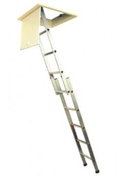 Scara pe structura metalica Ecoalu - Gama de scari ESCAMOTABILE