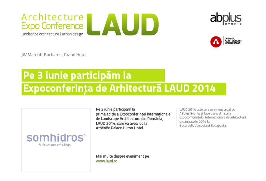 Somhidros participa la LAUD 2014 - Somhidros la LAUD 2014
