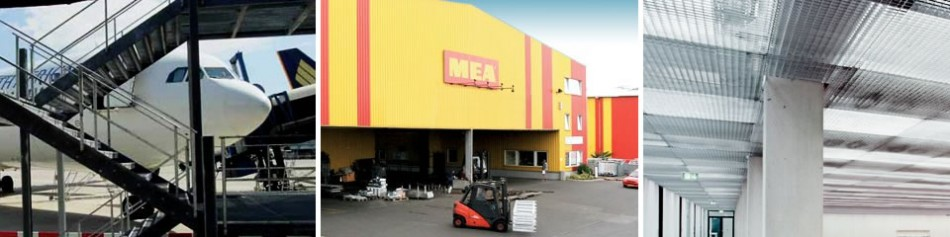 MEA Metal Application - MEA Metal Applications