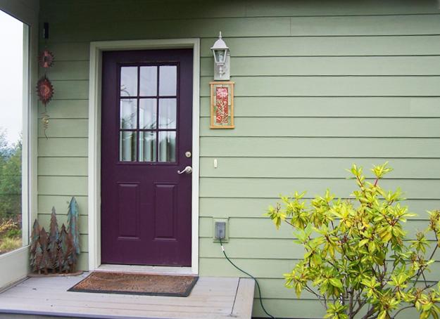 foto: bluesky.autocanoe.com - Usa de la intrare, estetica si functionalitate