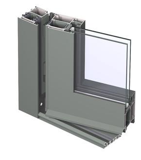 Profile din aluminiu pentru usi CS 86-HI - Profile din aluminiu pentru usi CS 86-HI_