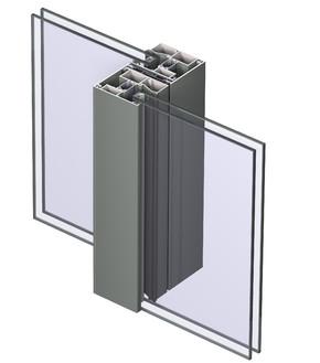 Profile din aluminiu pentru usi glisante CP 130 - Profile din aluminiu pentru usi glisante CP 130