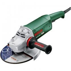Polizor unghiular 2000 W, diametru disc 230 Bosch Verde PWS 20-230 - Polizoare unghiulare