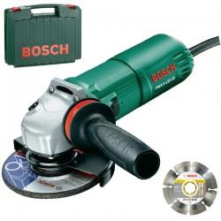 Polizor unghiular 900 W Bosch Verde PWS 9-125 CE + DISC DIA - Polizoare unghiulare