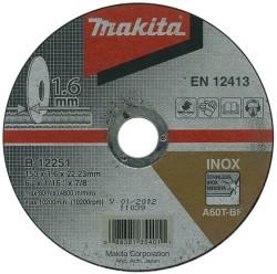 10 DISCURI TAIERE INOX 125X1 - Polizoare unghiulare