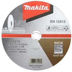 10 DISCURI TAIERE INOX 180X1.6 - Polizoare unghiulare