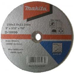 10 DISCURI TAIERE METAL 230X2.5 - Polizoare unghiulare
