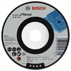 DISC SLEFUIRE/DEGROSARE METAL 115x6 (10 Bucati) - Polizoare unghiulare