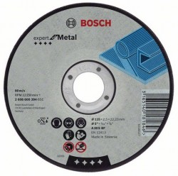 DISC TAIERE METAL 150x2,5 (25 Bucati) - Polizoare unghiulare