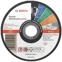 DISC RAPIDO MUTICONSTRUCT 115x1.0 (25 Bucati) - Polizoare unghiulare