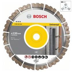 BOSCH Professional DISC DIAMANTAT UNIVERSAL 300x22.23 BEST FOR UNIVERSAL - Polizoare unghiulare