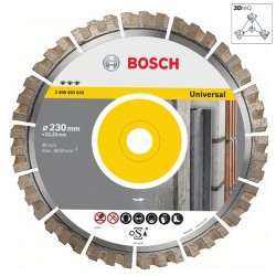 BOSCH Professional DISC DIAMANTAT UNIVERSAL 150 BEST FOR UNIVERSAL - Polizoare unghiulare