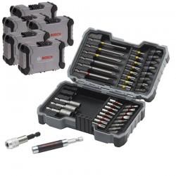 BOSCH Professional 6 seturi de biti 43 piese - Masini de gaurit si insurubat