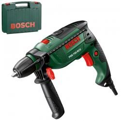 Masina de gaurit cu percutie 750 W Bosch Verde PSB 750 RCE - Masini de gaurit
