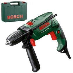 Masina de gaurit cu percutie 500 W Bosch Verde PSB 500 RE - Masini de gaurit