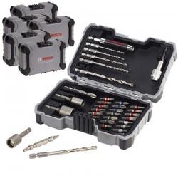 BOSCH Professional 6 seturi mixte 35 piese metal Challanger - Masini de gaurit