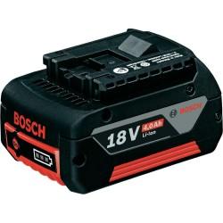 Acumulator 18 V; 4 Ah, LI-Ion BOSCH Professional Acumulator LI-Ion, 18 V, 4 Ah - Ferastraie verticale