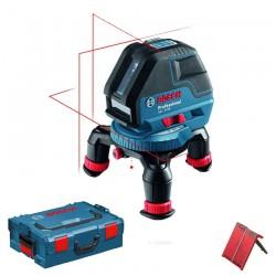 Nivela laser cu linii + L-BOXX BOSCH Professional GLL 3-50 - Nivele cu laser