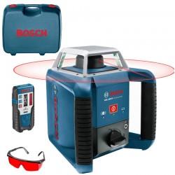 Professional Nivela laser rotativa BOSCH Professional GRL 400 H SET - Nivele cu laser