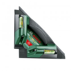 Nivela laser cu linii Bosch Verde PLT 2 - Nivele cu laser